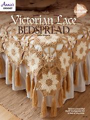 Victorian Lace Bedspread