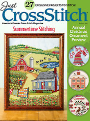 Just CrossStitch Jul/Aug 2015