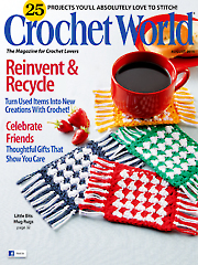 Crochet World August 2015