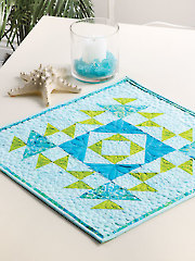Island Breeze Table Topper Pattern