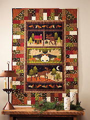 """The Go-to 24"""" Panel Quilt Pattern"""
