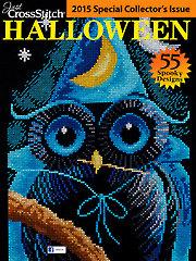 Just CrossStitch Halloween 2015