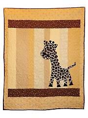 Georgi Giraffe Quilt Pattern