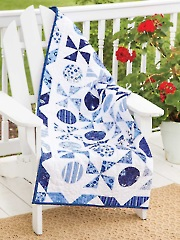 Rhapsody Breezy Quilt Kit