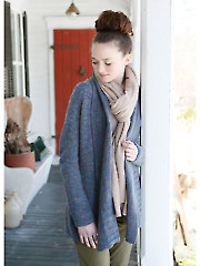 Katahdin Cardigan Knit Pattern