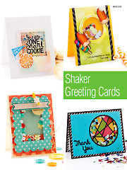 Shaker Greeting Cards
