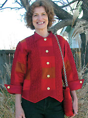 San Moritz Jacket & Purse Sewing Pattern