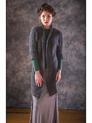 Cardenas Cardigan Knit Pattern