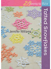 20 to Make: Tatted Snowflakes