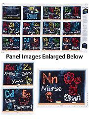 "School Days Book Panel - 24 1/4"" x 42"""