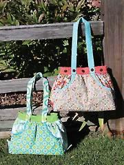 Garden Bag Sewing Pattern