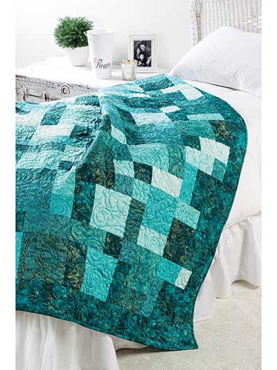 Mini Slide Quilt Pattern