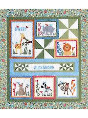 Cherry's Baby Quilt Pattern