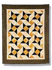 Dazzle Quilt Pattern