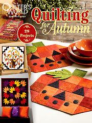 Quilting for Autumn