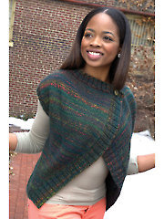 Women's Short-Sleeve Pullover Knit Pattern