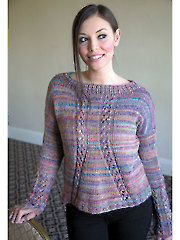 Women's Pullover Knit Pattern