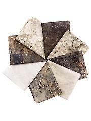 Stonehenge Gradations Slate Fat Quarters - 8/Pkg.