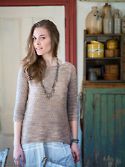 Saturnia Pullover Knit Pattern