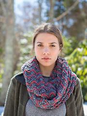 Popham Cowl Knit Pattern
