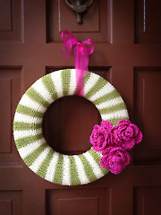 Year Round Wreath Knit Pattern