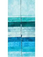 Toscana Lagoon Jelly Roll - 40/Pkg.