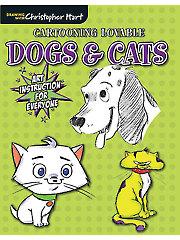 Cartooning Lovable Cats & Dogs