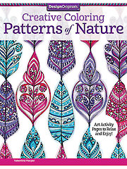 Creative Coloring: Patterns of Nature