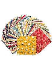 Bandana Florals Charm Pack - 42/Pkg.