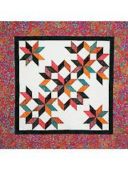 Cosmic Jewels Revisited Quilt Pattern