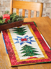 Holiday Delights Table Runner Pattern