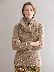 Zest Pullover & Cowl Knit Pattern