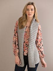 Elegance Vest Knit Pattern
