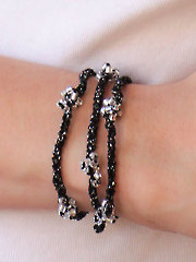 Arya Crochet Bracelet Kits