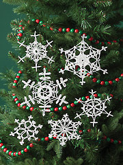 Pretty Snowflakes Kit