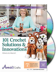 101 Crochet Solutions & Innovations Class DVD