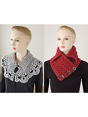 Neck Warmer Scarves Crochet Pattern