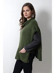 Mirna Poncho Knit Pattern