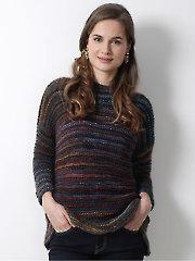 Salwah Sweater Knit Pattern