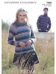 Sirdar Sylvan Chunky 7484: Sweater