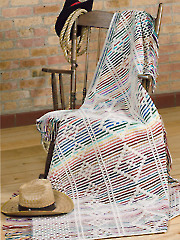 Desert Overlay Crochet Pattern