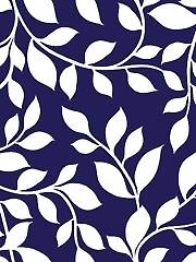 Vine Navy Wide Backing 3-Yard Cut