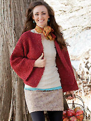 Fay Crochet Sweater