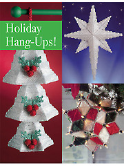 Holiday Hang-Ups! Plastic Canvas Pattern