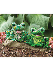 Yo Yo Frog Sewing Pattern or Kit