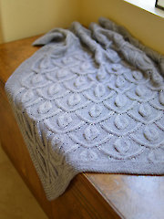Pendants Blanket Knit Pattern