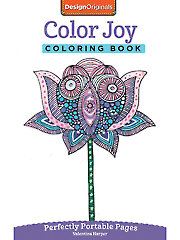 Color Joy On-the-Go! Coloring Book