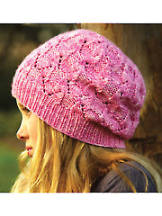 Hannah Hat Knit Pattern