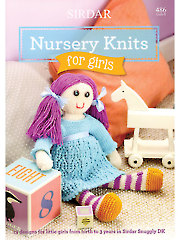 Nursery Knits for Girls