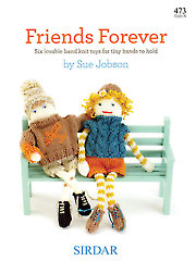Friends Forever Knit Book